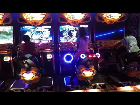 Game Works Arcade Denver, Colorado