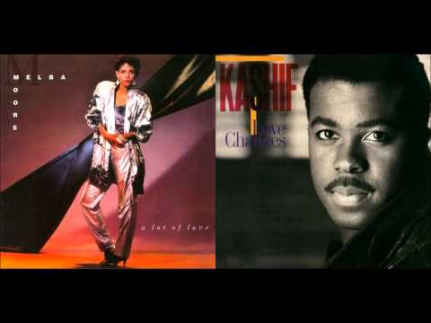 Melba Moore & Kashif - Love The One I'm With (A Lot Of Love) 1986