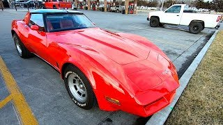 Download We Bought a Mint 45K Mile 1980 C3 Corvette for $6500 Mp3 and Videos