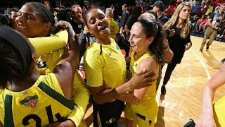 COMPLETE WNBA Finals 2018 Presented By YouTube TV Mini-Movie