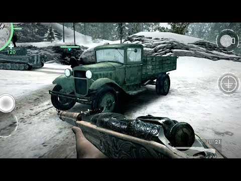 World War Heroes [New feature - Off-road Vehicle] GamePlay Android