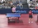 2008 US Open - Gao Jun vs. Ni Xia Lian - game 4