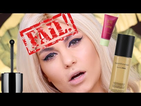 NEW PRODUCT - FAILED FIRST IMPRESSIONS & GIVEAWAY | Bailey Sarian