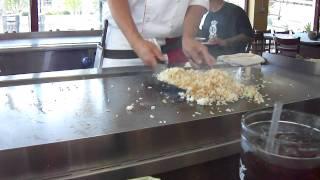 Sakura Japanese Restaurant - Redwood City - Benihana wannabe Part 2