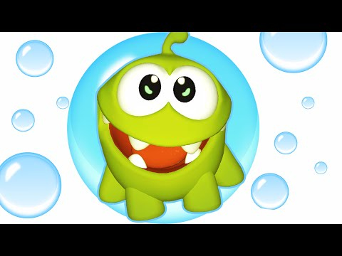 Om Nom Stories | 1 Hour Funny Cartoon Video | Cartoons for Children | Cut The Rope