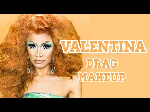 Valentina Drag Makeup Tutorial ▷ Marc Zapanta