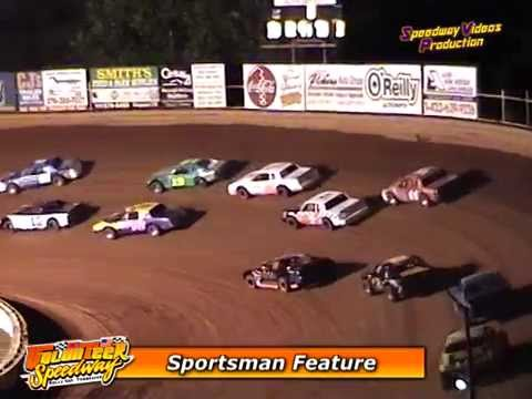 Volunteer Speedway Sportsman Feature July 4th , 2003