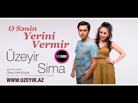 Uzeyir Mehdizade & Sima Qasimova - O Senin Yerini Vermir ( remix ) 2016