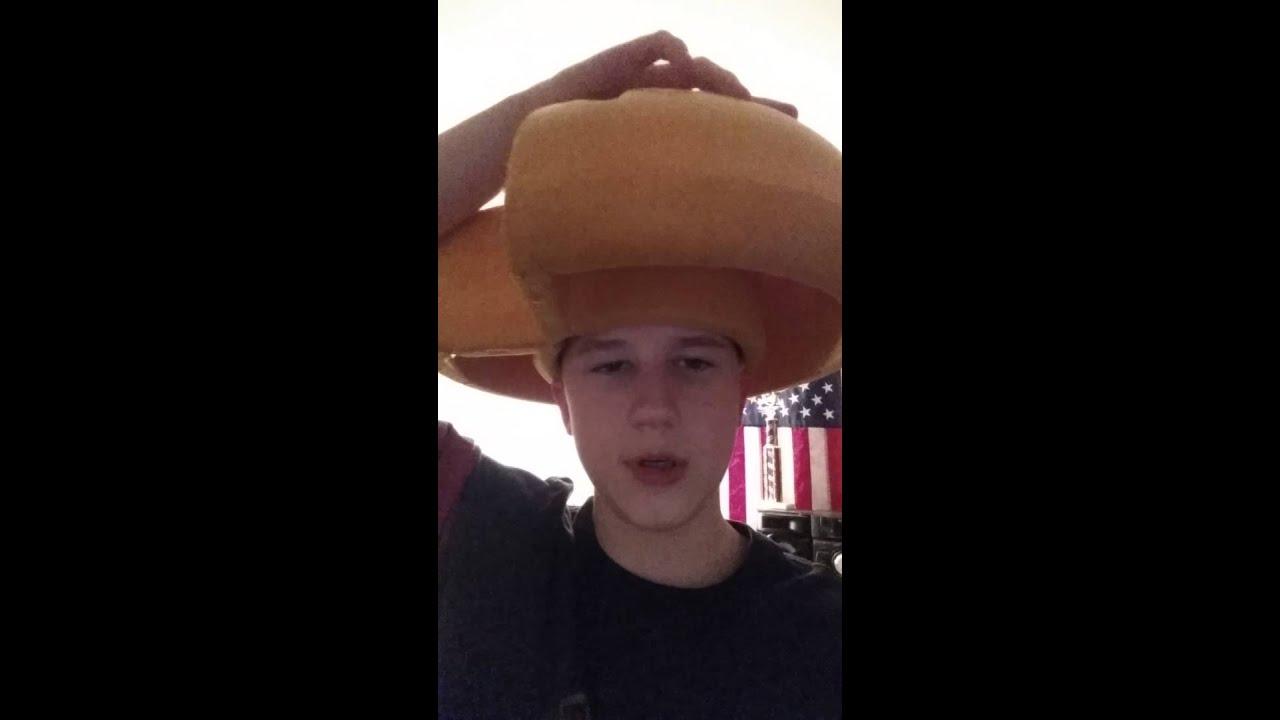 14294bca524 Green Bay Packers cheese head podcast s1e3 - YouTube
