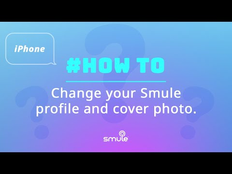 How To Change Profile And Cover Photo On IPhone