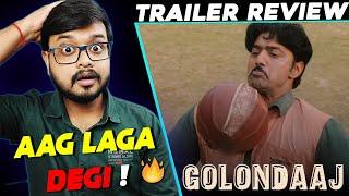 Golondaaj Movie - Trailer Review   Bengali   Dev