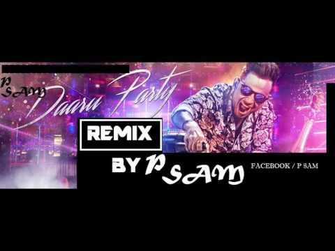 Daru Party Mg Dj Remix For Yo Yo