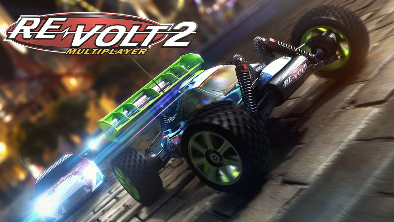 Re-volt 2 multiplayer full free android apk game download youtube.