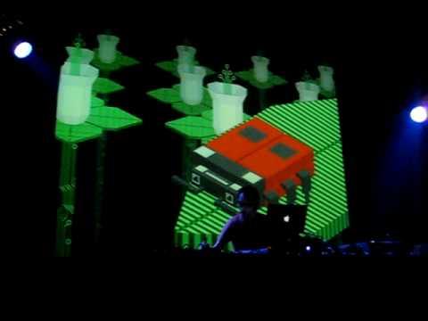 cristian vogel+vj kolouch live on festival new!new! 2008, fleda brno