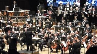 קונצרט חזנות עם החזן יצחק מאיר הלפגוט, בלווי התזמורת הפילהרמונית ומקהילת יובל בניצוח; מרדכי סובול
