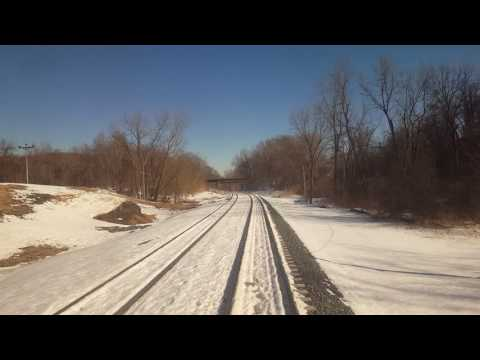 Amtrak In NY's Capitol District - LAB to CP 149