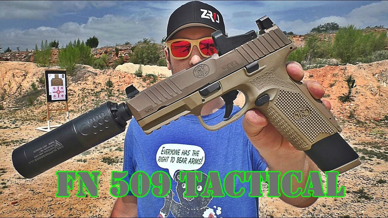 FN 509 Tactical Range Review