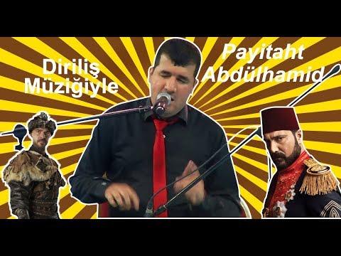 Diriliş Ertuğrul Müziği ile Payitaht Abdülhamid Şarkısı, Bilal Göregen'den Doğaçlama Şarkı Show