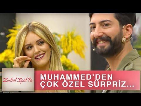 Zuhal Topal'la 202. Bölüm (HD) | Muhammed'den Maida'ya Özel Sürpriz!