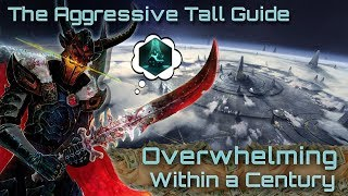 How to Build an AGGRESSIVE Tall Empire   Stellaris 2.2 (Le Guin) Strategy