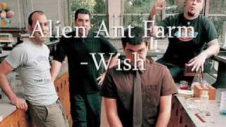 Alien Ant Farm-Wish (Lyrics In Description Box)