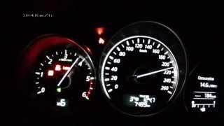 Mazda CX-5 acceleration / 0-100 / 0-200 / top speed test [HD ...