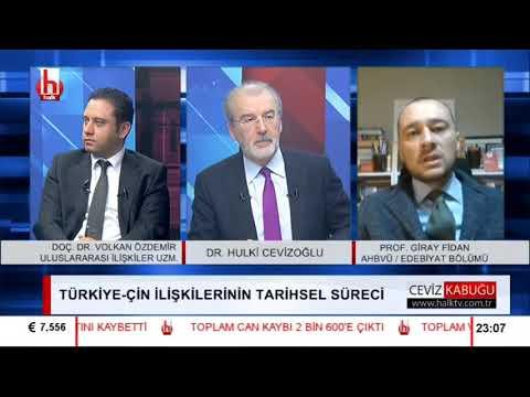 Türkiye – Çin ilişkilerinin tarihi süreci / Ceviz Kabuğu – 3.Bölüm – 24 Nisan