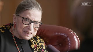 """Do You Have Any Regrets?"" Justice Ruth Bader Ginsburg Answers in 2019 