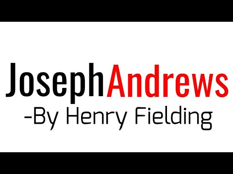 Joseph Andrews: Novel by Henry Fielding in Hindi summary Explanation and full analysis