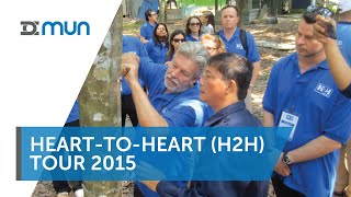 MUN Heart-to-Heart (H2H) Tour 2015