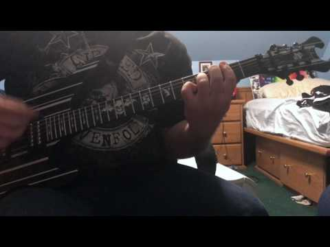 Ain't Worth The Whiskey - Cole Swindell (Guitar Cover)