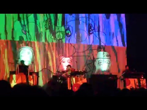 Animal Collective - Natural Selection (Live at Fox Theater 3-7-16)