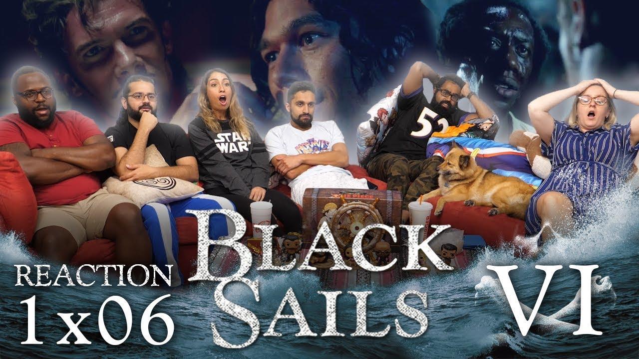 Download Black Sails - 1x6 VI - Group Reaction