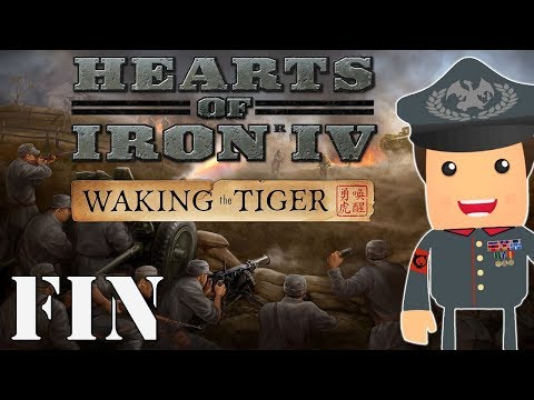 game over.. me rindo ► HOI4: Waking the Tiger #24