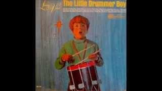 Living Voices, Little Drummer Boy Christmas album (Side 2) on 1965 RCA Camden Mono LP.