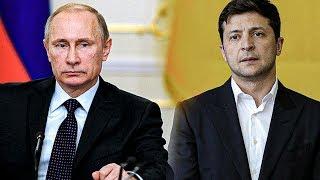 Зеленский запросил встречу сПутиным!