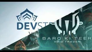 Devstream #104/Baro Double Breakdown 1/12/18