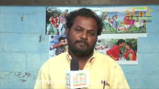Director RJ Prakash At Pathani Movie Team Interview
