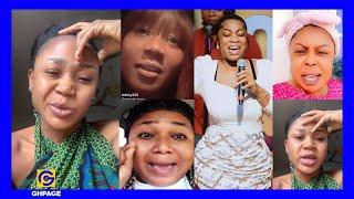 Jealousy ! - Akuapem Poloo jabs Salma Mumin; Xandy Kamel other celebs react after lɛαked audio
