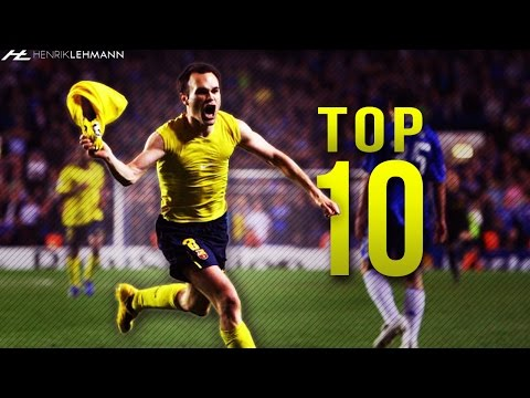 FC Barcelona ● Top 10 Last Minute Goals Ever ● 1080p HD