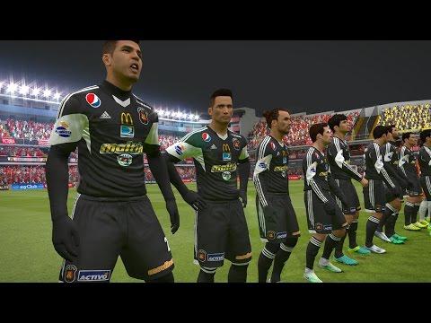 Transmisión en directo | Pro Evolution Soccer 2017 | K3lvin