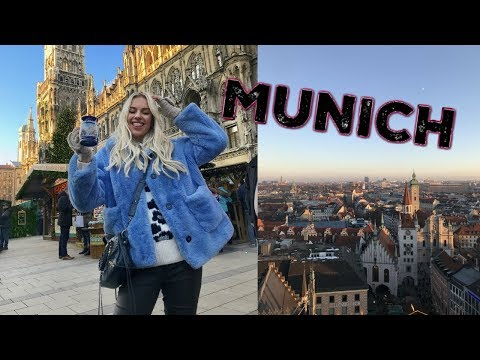Munich Travel Vlog | 2019