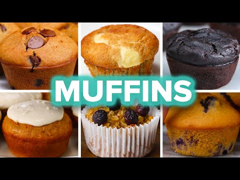 6 Amazing Muffins You Need To Try