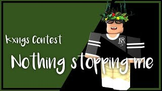[KxngRichardRblx 2K contest] Nothing stopping me || Vicetone ft. Kat Nestel || Roblox music video