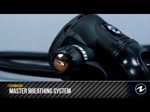 Scuba Diving Regulator - Master Breathing System (MBS)