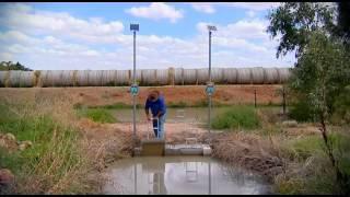 Australia's food bowl the Murrumbidgee Irrigation Area