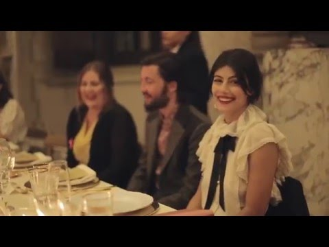 Alessandra Mastronardi e altri V.I.P. alla cena in onore di Ellen Page