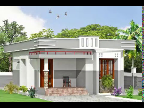 20 Best Low Budget Single Floor Small House But Beautiful Design Best Bungalows With Roof Deck Youtube