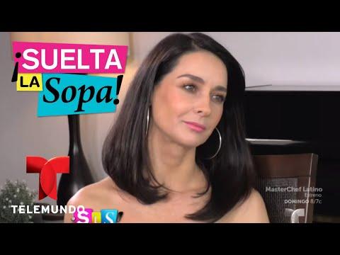 Susana González sufrió mucho cuando se especuló sobre paternidad de su hijo  Suelta La Sopa  Ent