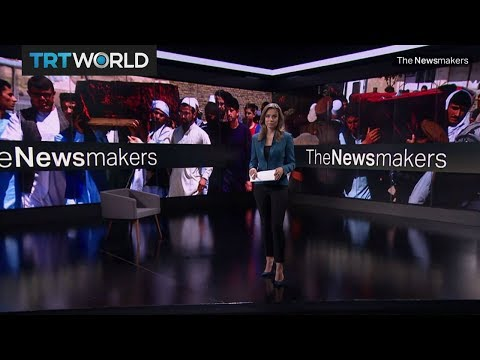 The Newsmakers: Afghanistan's security, UK refugees and Venezuela at a crossroads